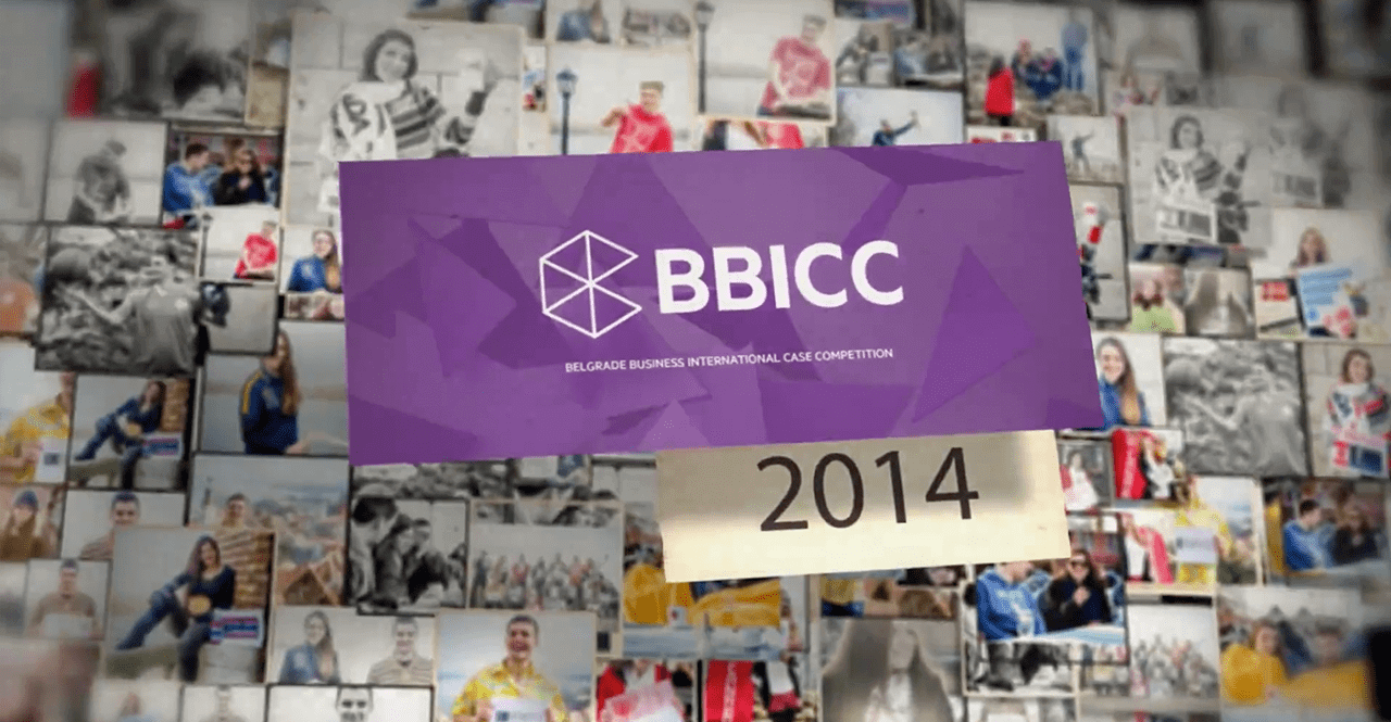 The ambassadors of BBICC 2014